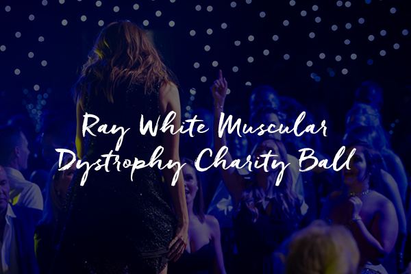 Muscular Dystrophy Charity Ball
